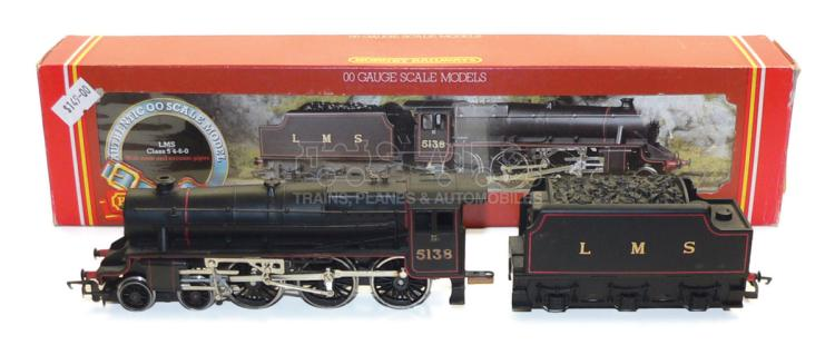 Hornby R320 OO-gauge LMS 4-6-0 Locomotive