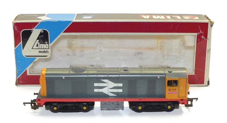 Lima 205159 HO-Gauge BR Bo-Bo Diesel Locomotive