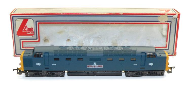 Lima 205106MWG HO-Gauge BR Co-Co Diesel Locomotive