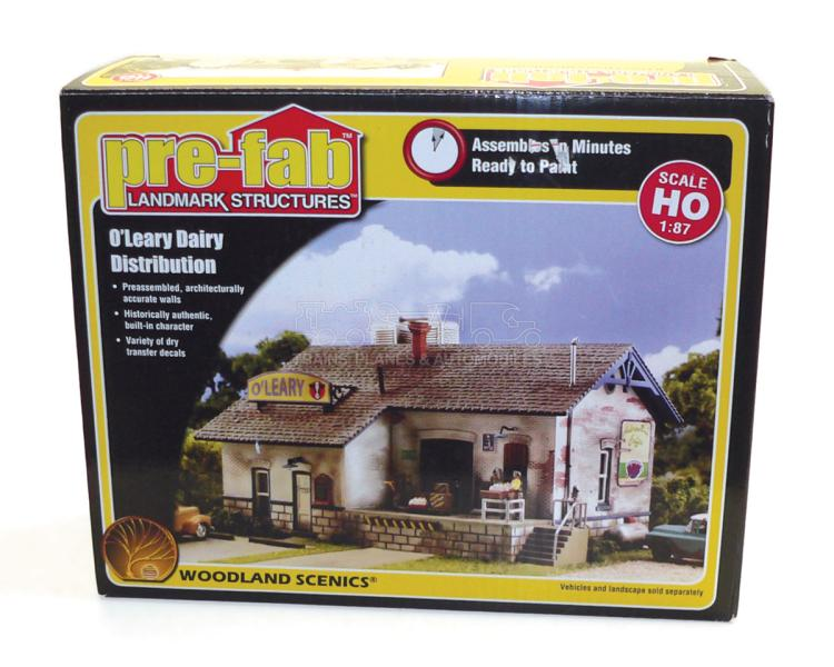 Woodland Scenics PF5185 HO-scale Building Kit