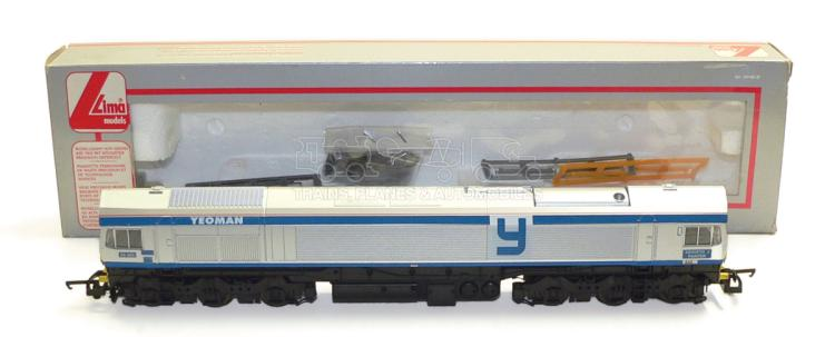 Lima 204850A7 HO-Gauge Co-Co Diesel Locomotive