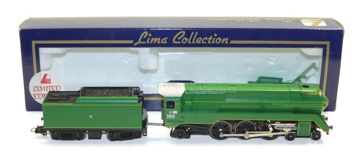 Lima 208482 HO-gauge 4-6-2 Locomotive No. 3801