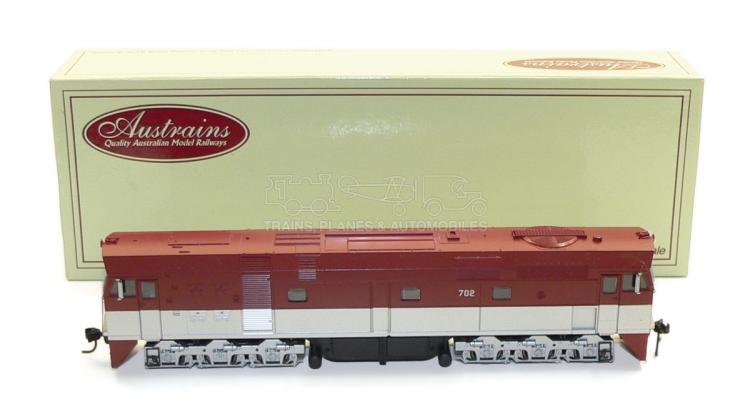 Austrains HO-gauge SAR Co-Co Diesel Locomotive