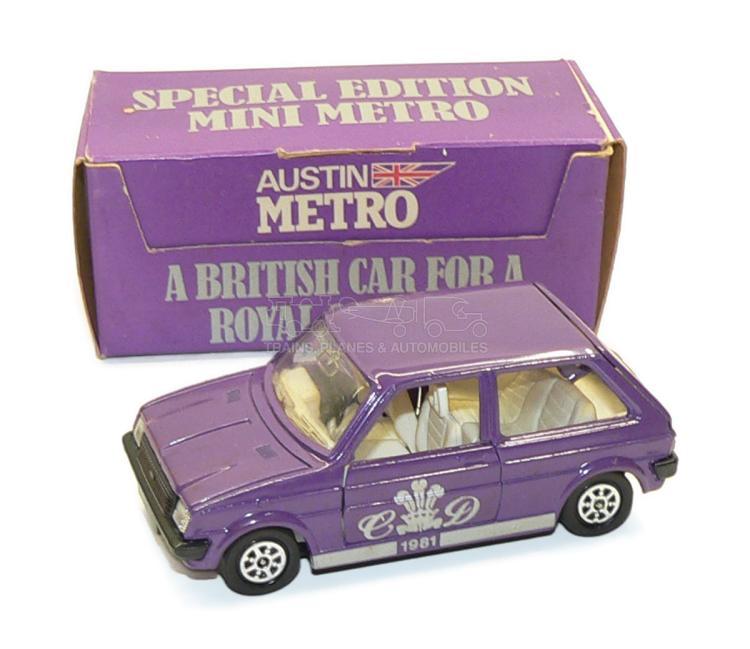 Corgi 51693 Special Edition Mini Metro