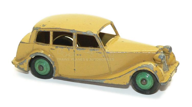 Dinky 151 Triumph 1800 Saloon