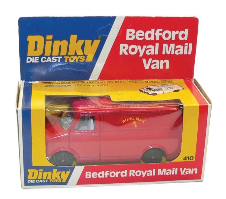 Dinky 410 Bedford Royal Mail Van