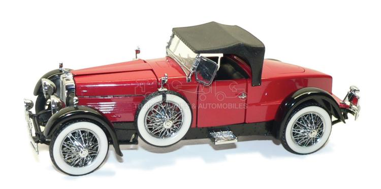 Franklin Mint 1:24 scale 1928 Stutz Black Hawk Boat-tail Speedster