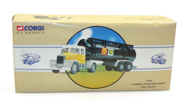 Corgi Classics 94870 EMPTY BOX