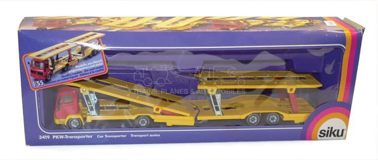 Siku 3419 1:55 scale Car Transporter