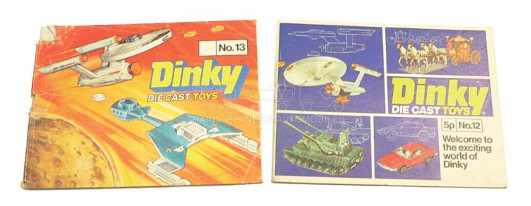 Two Dinky Catalogues