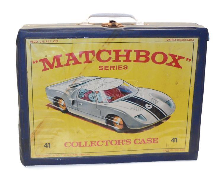 Matchbox Collector's Case No. 41