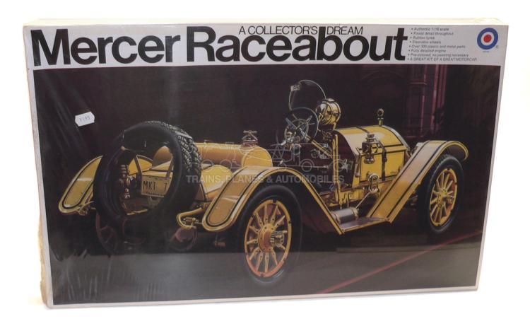 Entex 8452 1:16 scale Mercer Raceabout Kit