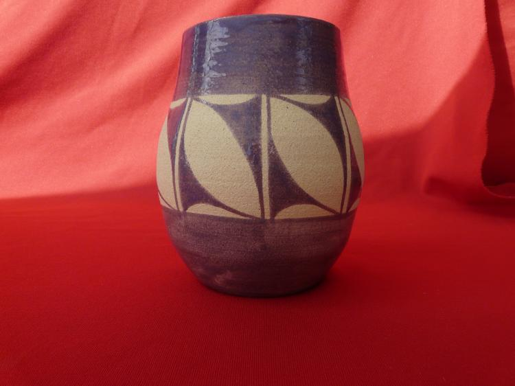 Stoneware Jar Hand Made