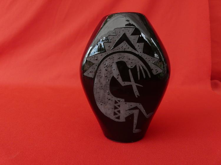 Decorative Hand Made Ceramic Vase