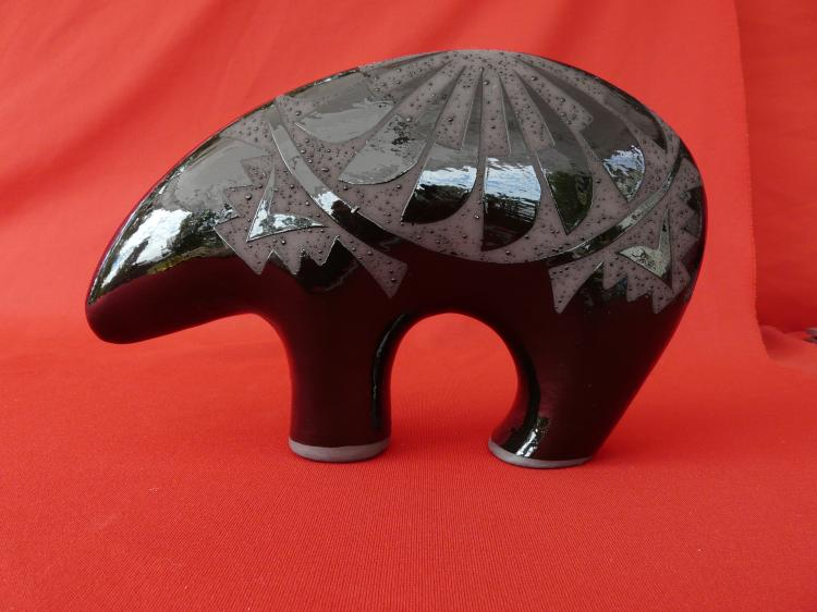 Handmade Ceramic Bear