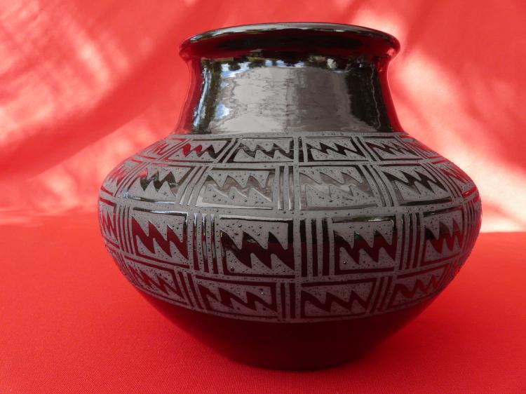 Handmade Bowl Design Inside