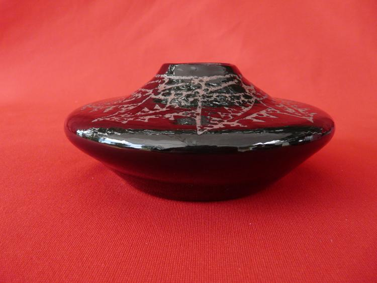 Micaceous Clay Large Storage Bowl