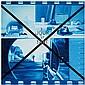 Jacques Monory (né en 1934) Nuit n°20, 2000 Huile sur toile Signée, datée et titrée au dos Oil on canvas Signed, dated and titled on...