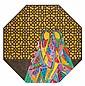 Issam El-Said (1938-1988) Sans titre, 1983 Huile sur toile Oil on canvas 99,5 x 99,5 cm - 39 1/8 x 39 1/8 in