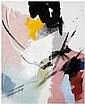 Jean Miotte (né en 1926) Sans titre Huile sur toile Signée en bas à droite Oil on canvas Signed lower right 99 x 80,5 cm - 39 x 31 3...