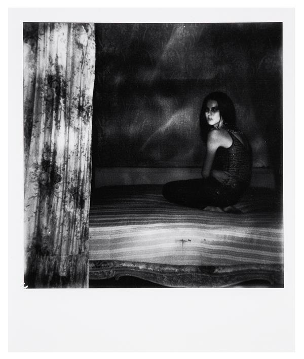 Alessandra D'Urso Shooting Chanel