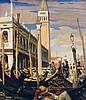 Jacques Emile Blanche (1861-1942) Vue de Venise, Emile Jacques, Click for value