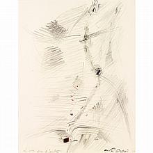 ANDRÉ MASSON (1896-1987)  ETUDE ÉROTIQUE,