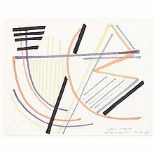 ALBERTO MAGNELLI (1888-1971)  COMPOSITION, 1963
