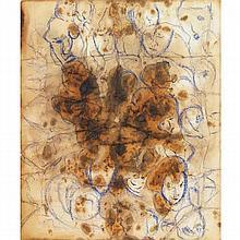 GASTON TEUSCHER (1903-1986)  SANS TITRE, VERS 1970