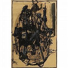JACQUES DOUCET (1924-1994)  SANS TITRE, 1965