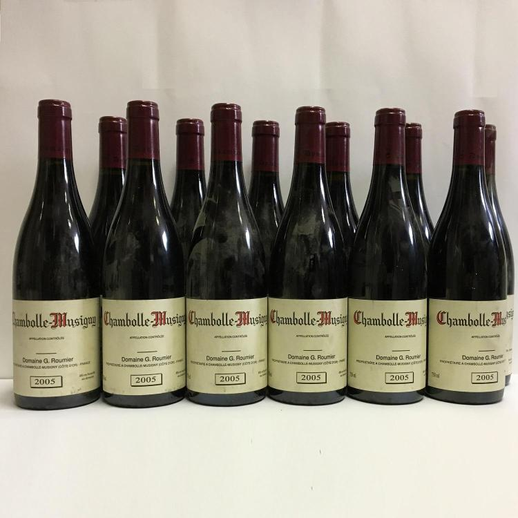chambolle musigny milfs dating site 2005 musigny, vieilles vignes,grand cru, domaine comte georges de vogü.