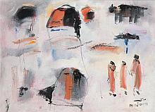Fateh Moudarres (1922-1999)