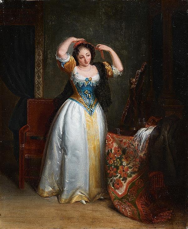cole fran aise vers 1830 atelier de jean baptiste franquel. Black Bedroom Furniture Sets. Home Design Ideas