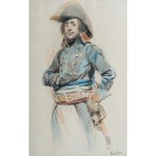 Édouard DETAILLE (Paris 1848-1912)