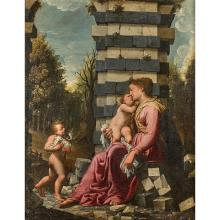 Attribué à Bartolomeo CESI (1556-1629)