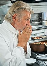 Pierre Gagnaire Une matinée dans les cuisines du chef, suivie d'un déjeuner pour deux personnes