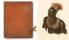 ALEXANDRE IACOVLEFF (1887-1938) DESSINS ET PEINTURES D'AFRIQUE DRAWINGS AND PAINTINGS FROM AFRICA Expédition Citroën Centre-Afrique
