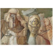 Christian d' Orgeix (1927) Hommes d'un autre âge