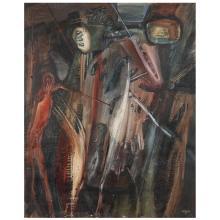 Christian d' Orgeix (1927) Composition