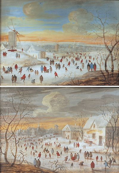 Attribué à Louis-Nicolas van BLARENBERGHE