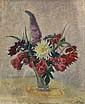 JEAN PUY (1876-1960) Roses et Dahlias