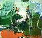 ƒ PAUL REBEYROLLE 1926-2005 Paysage, 1964 Huile sur toile signée et datée en bas à gauche 259 x 278 cm, Paul Rebeyrolle, Click for value