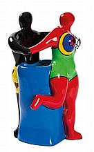 Niki de Saint Phalle (1930-2002) The couple, 2000