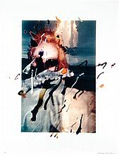 Rebecca Horn (née en 1944) Ocean Fire, 2001