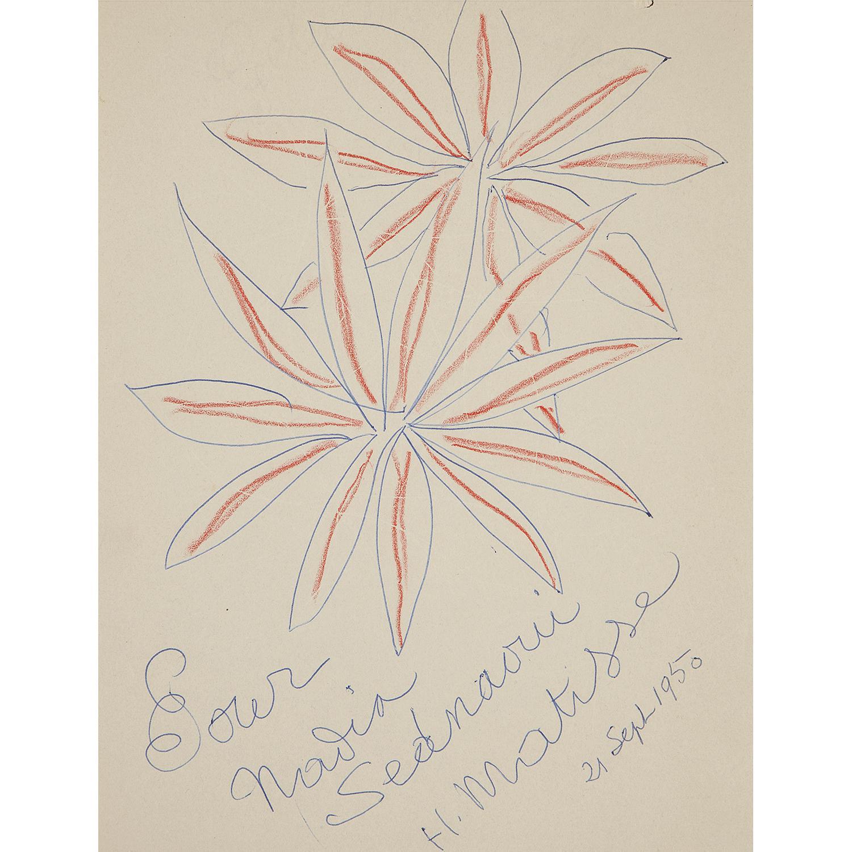 ƒ HENRI MATISSE (1869-1954)