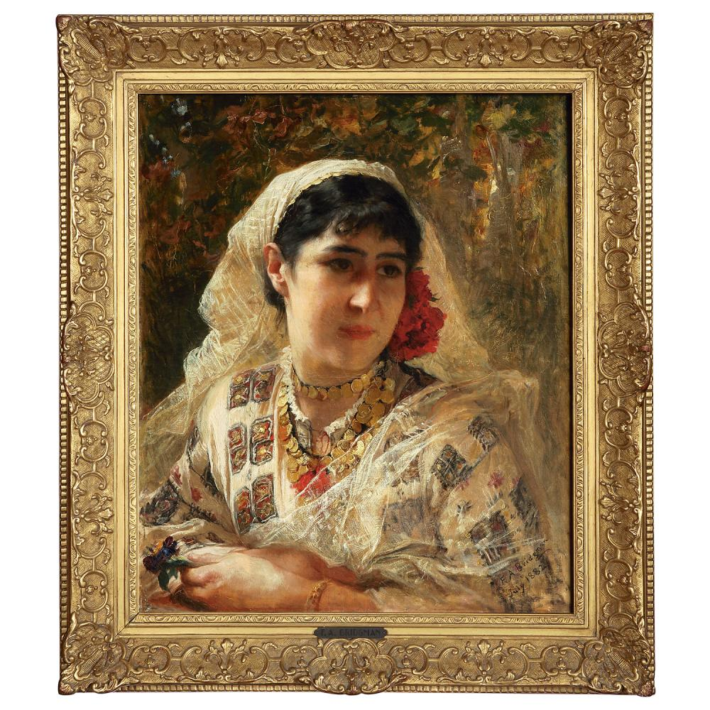 ƒ FREDERICK ARTHUR BRIDGMAN (1847-1928)