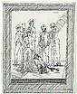 ƒ BERNARD SANDERS (NÉ EN 1904) SANS TITRE, Bernard Sanders, Click for value