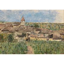EDMOND MARIE PETITJEAN (NEUFCHATEAU 1844-PARIS 1925)