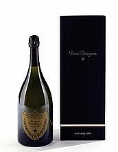 """1 magnum CHAMPAGNE """"Dom Pérignon"""", Moët & Chandon 1999"""