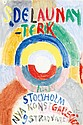 ƒSonia DELAUNAY-TERK (1885-1979) Projet de couverture pour le catalogue de l'Exposition de Stockholm, 1916 Cire sur papier Signée du...